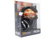 Auriculares Dj-Power Dynamic PH200w